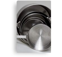 Kitchen Art: Measuring Cups Canvas Print