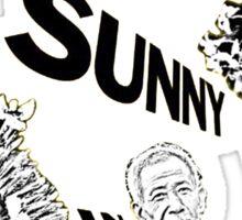 It´s always sunny in Bali Sticker