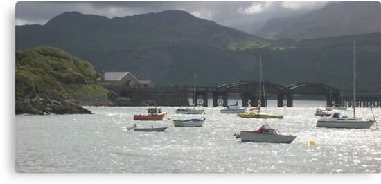 BARMOUTH BAY by David White