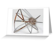 Kitchen Art: Whisk Greeting Card