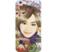Japanese Culture iPhone Case/Skin