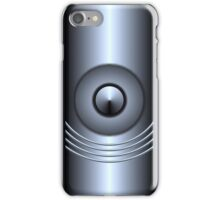 blue steel tec 06 iPhone Case/Skin
