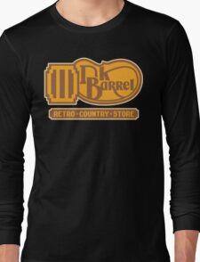 DK BARREL Long Sleeve T-Shirt