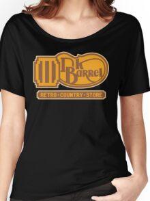 DK BARREL Women's Relaxed Fit T-Shirt