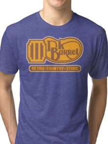 DK BARREL Tri-blend T-Shirt