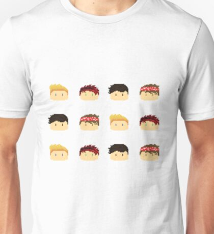 Pixel 5 Seconds of Summer - Repeating Version Unisex T-Shirt