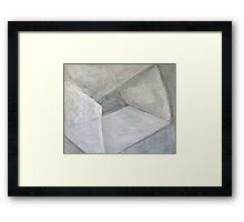 Enter Framed Print
