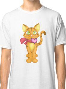 Lovely Kitty Classic T-Shirt
