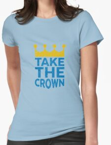 Take the Crown Womens Fitted T-Shirt