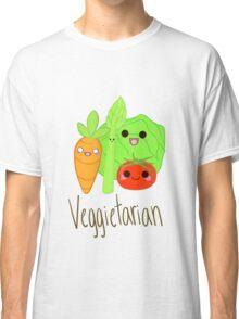Veggitarian Tshirt Classic T-Shirt