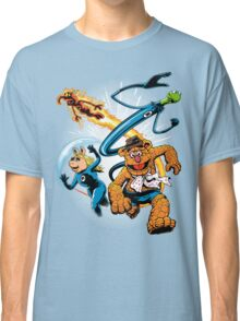 The Muptastic Four Classic T-Shirt