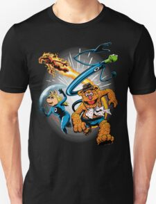 The Muptastic Four Unisex T-Shirt