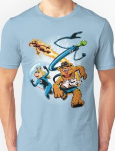 The Muptastic Four T-Shirt