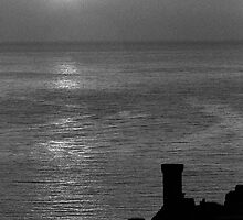 Sunrise over Castillo  by James2001
