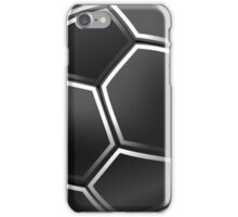 Black Football Ball iPhone 5 Case / iPhone 4 Case  / Samsung Galaxy Cases  iPhone Case/Skin