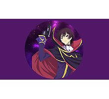 Galaxy Lelouch Photographic Print