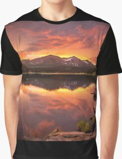 Sunset Serenity  Graphic T-Shirt
