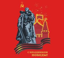 Victory Day (9 May) URSS 1945 by ziruc