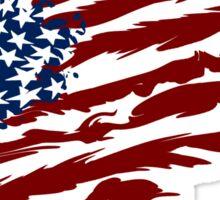 Proud Patriot Sticker