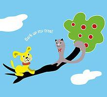 Bark up My Tree by Vac1