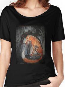Dark Shadow Women's Relaxed Fit T-Shirt