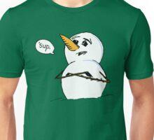 Sup, yo. Unisex T-Shirt