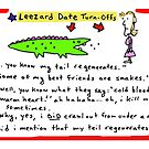 leezard date turnoffs by Ollie Brock
