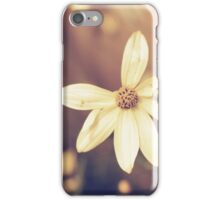 """He loves me not..."" iPhone Case/Skin"