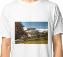 A Bright Winter's Day Classic T-Shirt