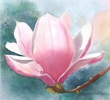 Spring Essence Version Two by Joan A Hamilton