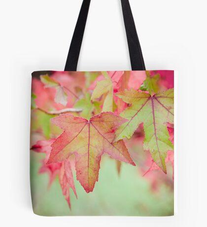 Autumn Leaves II Tote Bag