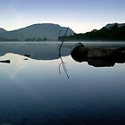 Buttermere Lake, Lake District by Jim Round
