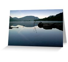 Buttermere Lake, Lake District Greeting Card