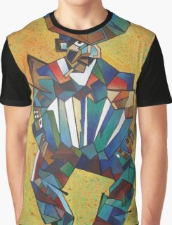 The Accordionist Graphic T-Shirt