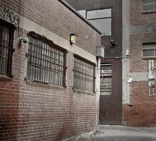 Heape Court  - Melbourne CBD by Colin  Ewington