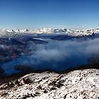 Loch Katrine from Beinn A'an, The Trossachs, Scotland by Jim Round