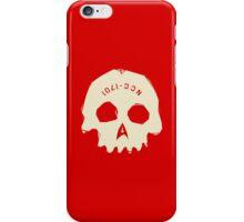 Redshirt iPhone Case/Skin
