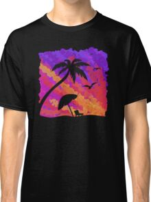 Summer Sunset Classic T-Shirt