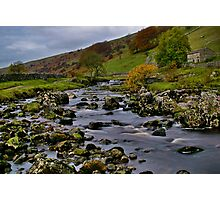 Deepdale, Yorkshire Dales Photographic Print