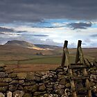 Pen-y-Ghent, Yorkshire Dales by Jim Round