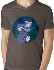 Galaxy Juvia Mens V-Neck T-Shirt