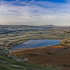 Embsay Sunrise II, Yorkshire Dales by Jim Round
