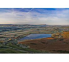 Embsay Sunrise II, Yorkshire Dales Photographic Print