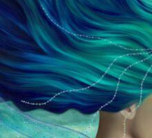 Portrait * Fantasy  Sticker