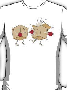Boxing Boxes T-Shirt