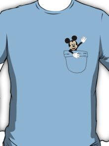 Pocket-Sized Mickey T-Shirt