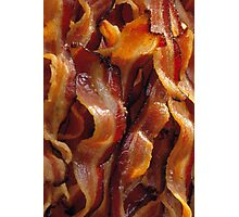 Bacon?... Everyone loves bacon!!! Photographic Print