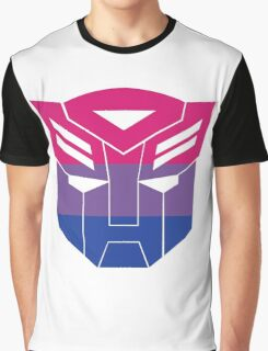 Autobot Pride [Bisexual] Graphic T-Shirt