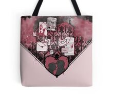 Scarlet Thread Tote Bag