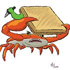 CRAB SANDWICH FIGHT by Adam Jaeger
